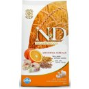N&D LG DOG Adult Mini Codfish & Orange 7 kg